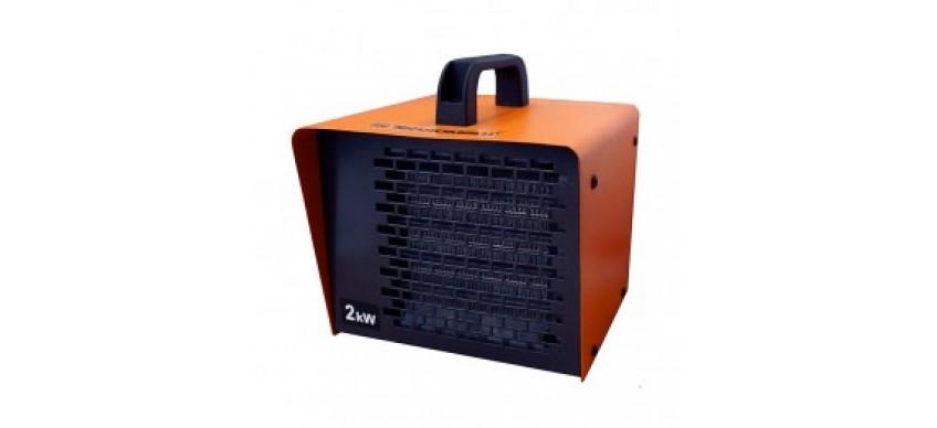 Тепловентиляторы и воздухонагреватели