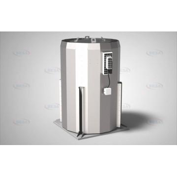 Крышный вентилятор ВЕЗА для дымоудаления КРОВ-ДУ