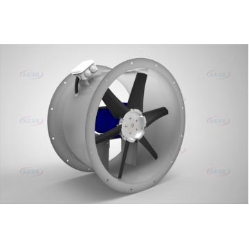 Вентилятор осевой ВЕЗА для подпора воздуха эл.двиг. ОСА 201-080-Н-00110/6-У2