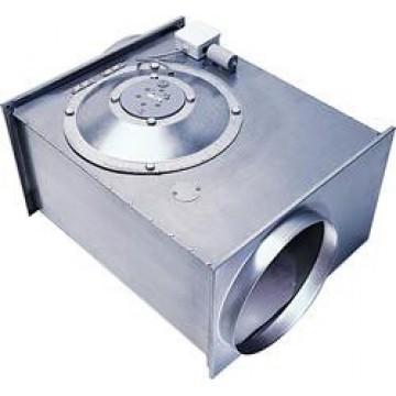 Канальные вентиляторы Ostberg для прямоугольных каналов  RK 800x500 | RKC 500