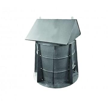 Крышные осевые вентиляторы дымоудаления VODK DU