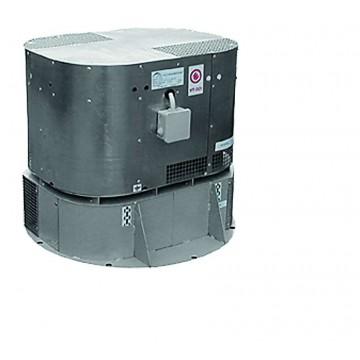 Крышные сдвоенные вентиляторы дымоудаления VDKV2x DU