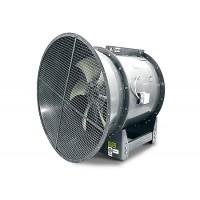 Осевые вентиляторы подпора NED VPO