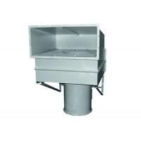 Пристенные вентиляторы дымоудаления NED VDS DU (1000-49000 м3)