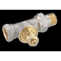 Клапан терморегулирующий с повышенной пропускной способностью RA-G