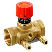 Запорно-балансировочный клапан ASV-I