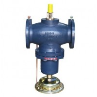 Автоматические комбинированные балансировочные клапаны AB-QM
