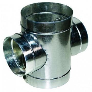 Крестовина круглая из оцинкованной стали  (цена за м2)