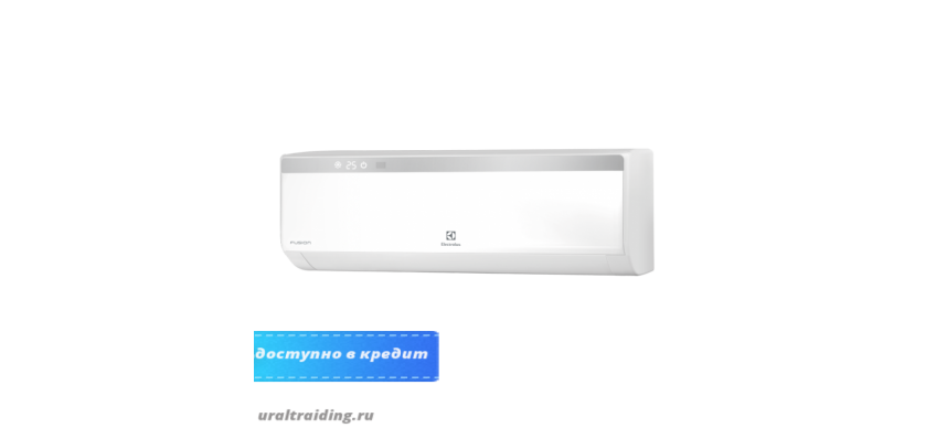 Сплит-система Electrolux Fusion