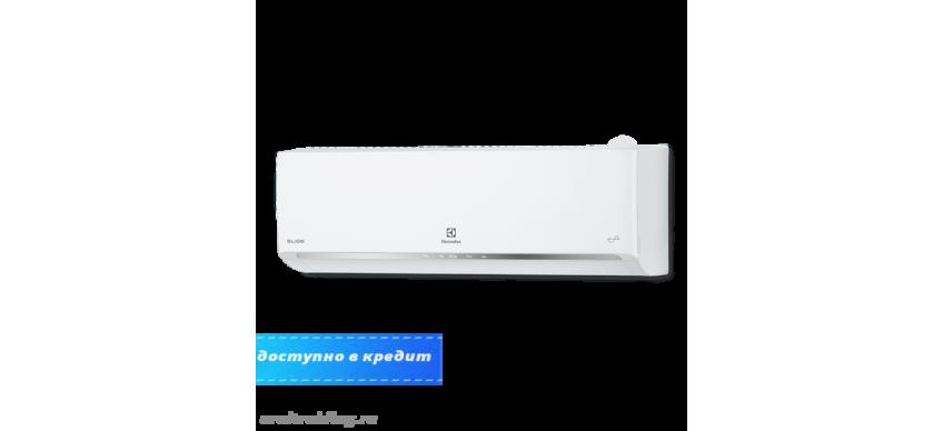 Инверторная сплит система Electrolux серии Slide DC