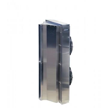 Тепловая завеса КЭВ промышленная электрическая (серия 400)