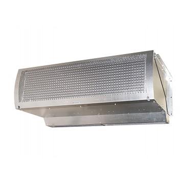Тепловая завеса КЭВ-П51 промышленная водяная (серия 500)