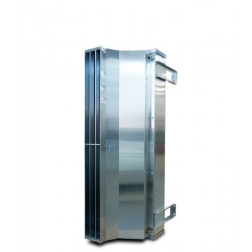 Тепловая завеса КЭВ П-70 промышленная водяная (серия 700)
