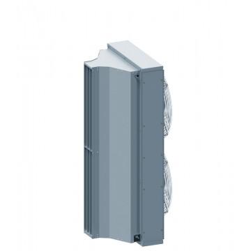 Тепловая завеса КЭВ промышленная электрическая