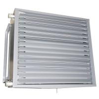 Фанкойл КЭВ-3Ф4,5W2 ( Холодопроизв. 9,85-15,7 кВт, теплопроизв. 21,8-58,5 кВт)