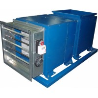 Агрегат воздушно-отопительный АПК