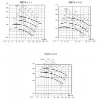 Вентилятор радиальный ВЦП 6-45