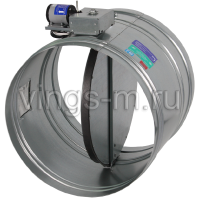 Противопожарный клапан КЛОП-2(60/90/120/180/240)-НО обычного и специального исполнения