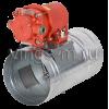 Противопожарный клапан КЛОП-2(60/90/120/180/240)-НЗ/Д-В взрывобезопасные